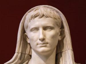 Auguste empereur romain
