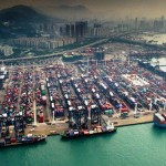 Hong Kong et son port