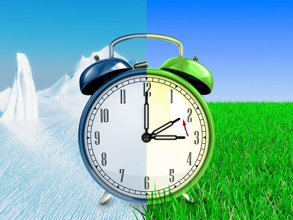 Heure d 39 hiver heure d 39 t avancer ou reculer sa montre - Changement heure d hiver 2017 ...