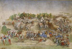 Bataille de Marignan Maître à la Ratière