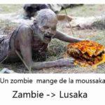 la capitale de la Zambie est Lusaka