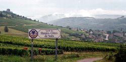Village des Hautes-Côtes de Nuits