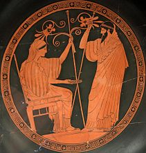 Héra et Prométhée