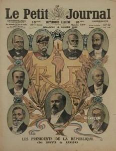Présidents de la troisième République