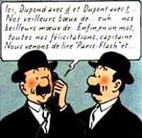 Dupond et Dupont