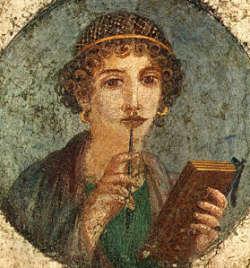 Sappho de Mytilène