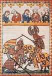 Tournoi au Moyen-Âge