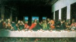 La Cène de Vinci