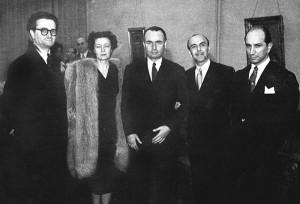 Les cinq turcs