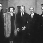 Le groupe des cinq