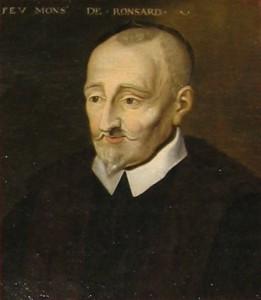 Portrait de Pierre de Ronsard