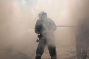 Un pompier