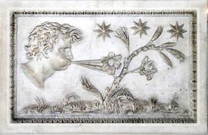 Éole, le maître du vent dans la mythologie grecque.