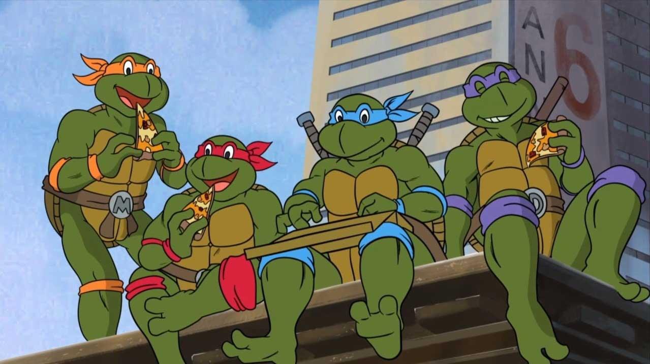 Turtle ou tortoise quelle diff rence en anglais - Dessin anime ninja ...