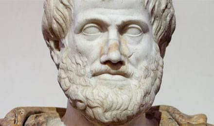 Ce cher Aristote.