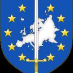 Emblème du Corps européen.