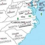 États-Unis, Arkansas, Louisiane, Mississippi, Missouri, Kentucky