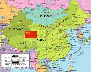 Chine_pékin_viêt_nam_taïwan_carte