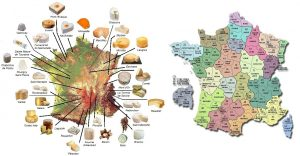 carte_fromages_français_AOP_départements_numéros