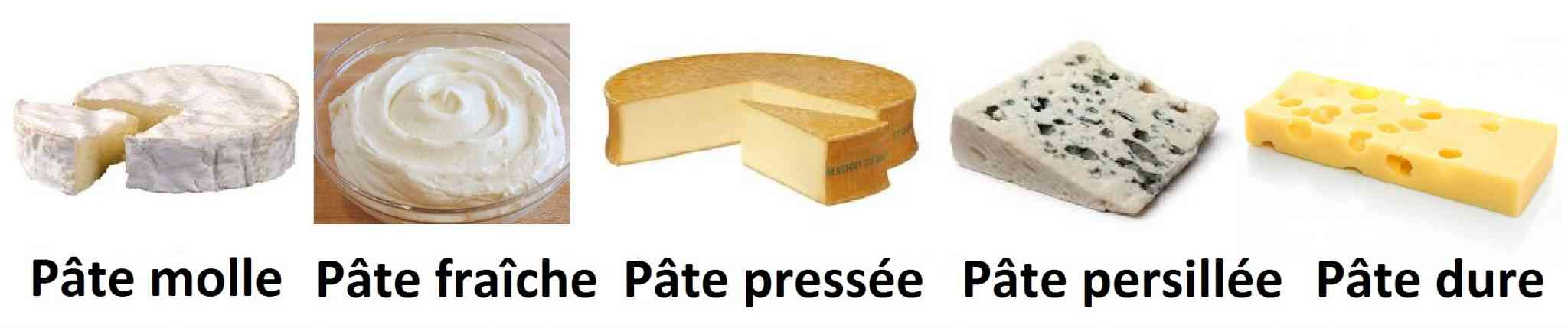 pâte_molle_fraîche_persillée_pressée_dure