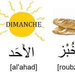 Les images associées aux lettres arabes