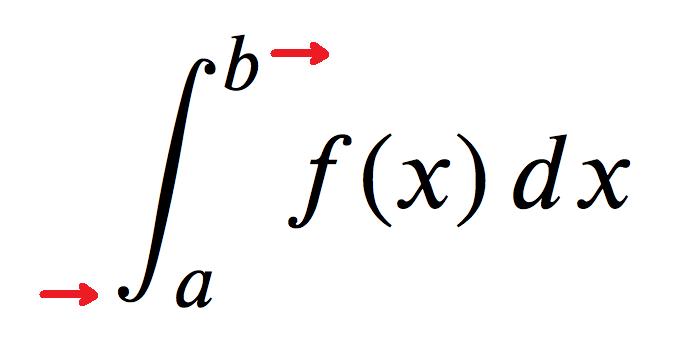 intégrale_de_a_b