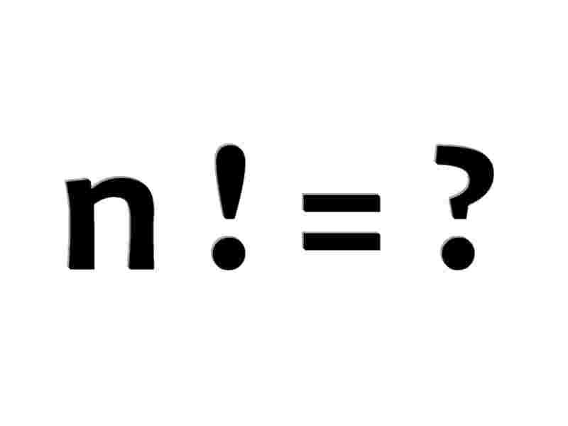 fonction_factorielle_n_factoriel