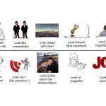 ce qui va vous permettre d'apprendre les prépositions du verbe look en anglais