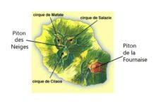 les cirques naturels de la Réunion