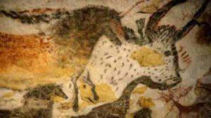 Les fresques de la grotte de Lascaux