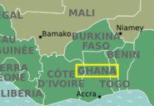 capitale du Ghana : Accra