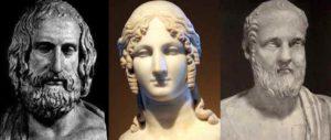 Protagoras, Gorgias et Prodicos