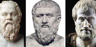 Socrate, Platon et Aristote