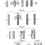 Le brevet original de la Clef Allen.