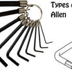"""Différents types de clefs Allen, de clefs """"Ikea"""", hexagonales, en jeu, ou simples."""
