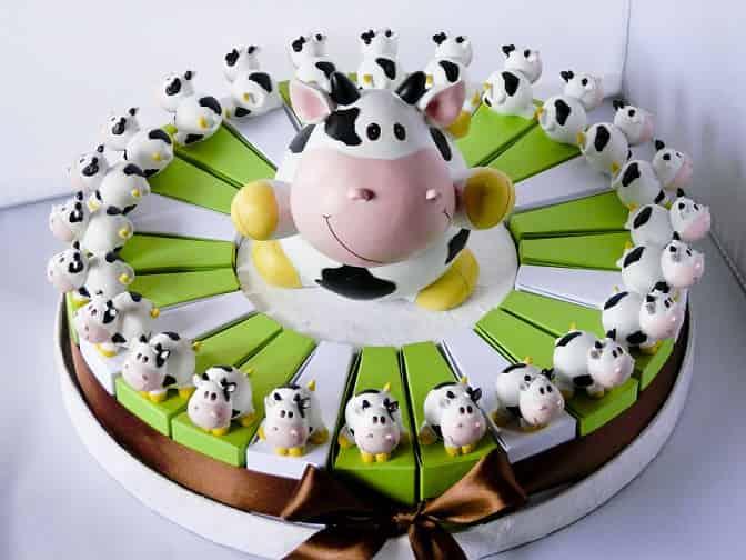 anniversaire vache
