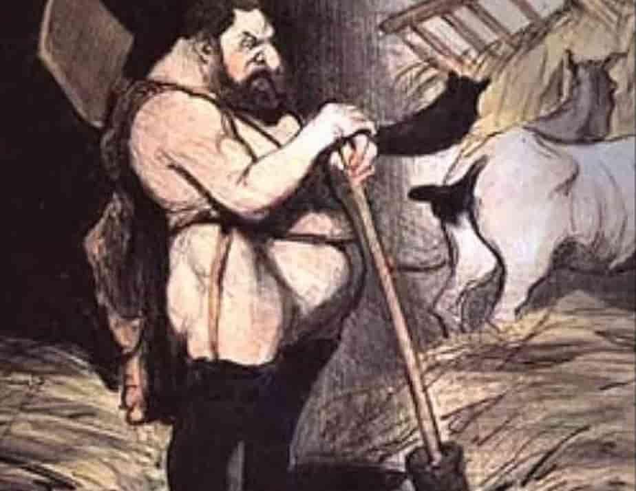 Hercule_écurie_Augias_Daumier