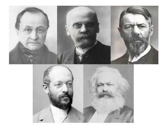 sociologues_du_19e_comte_durkheim_weber_marx_simmel