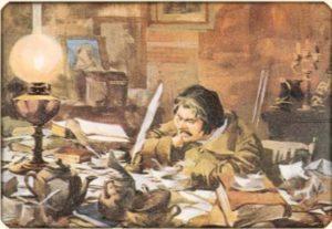 Honoré de Balzac, auteur de la Comédie Humaine.