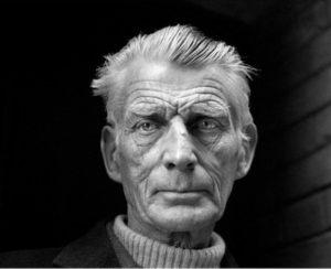 Samuel Beckett, écrivain irlandais et auteur de la célèbre pièce En attendant Godot