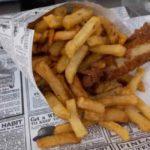 fish and chips authentique traditionnel classique recette présentation