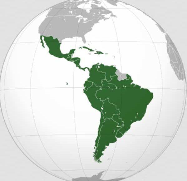 carte_amérique_latine_physique_pays_langues