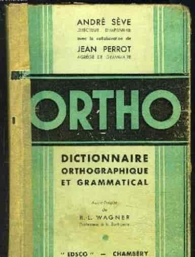 sève_perrot_ORTHO_dictionnaire