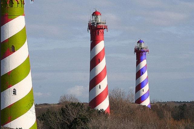 L'énigme des 3 phares / 3 lighthouses et sa solution
