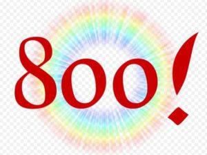 800 huit cent