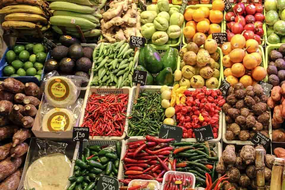 Combien de légumes pour une portion de fruits et légumes ?