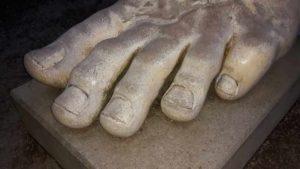 Les orteils ont-ils un nom ?