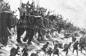 Les éléphants de Hannibal