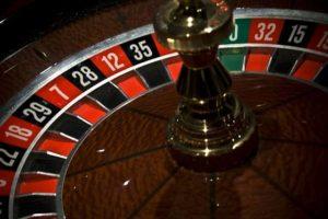 Jeu de la roulette de casino virtuel