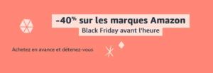 -40% promotion black friday amazon sur les produits de beauté